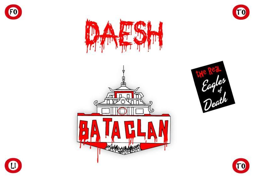 Occidente ha decidido tomarse realmente en serio a Daesh tras los atentados de París (Fotolitos).